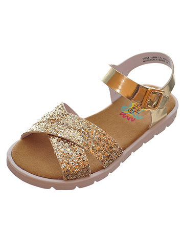 Rachel Girls' Ariana Sandals (Sizes 6 – 11) - CookiesKids.com