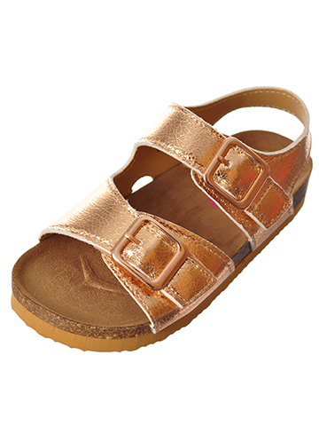 Rachel Girls' Jill Sandals (Sizes 6 – 12) - CookiesKids.com