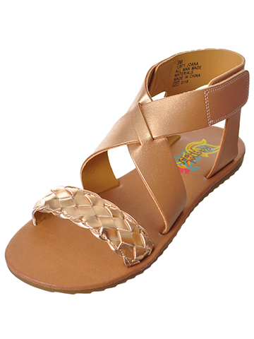 Rachel Girls' Joana Sandals (Sizes 6 – 11) - CookiesKids.com