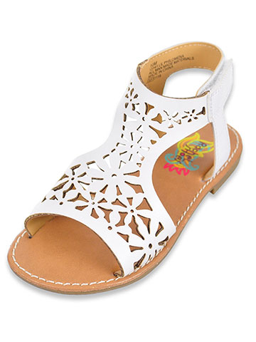 Rachel Girls' Philomena Sandals (Sizes 6 – 12) - CookiesKids.com