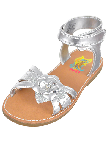 Rachel Girls' Mona Sandals (Sizes 6 – 12) - CookiesKids.com