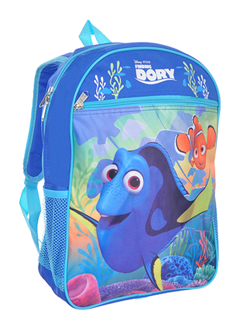 "Finding Dory ""Big Dory"" Backpack - CookiesKids.com"