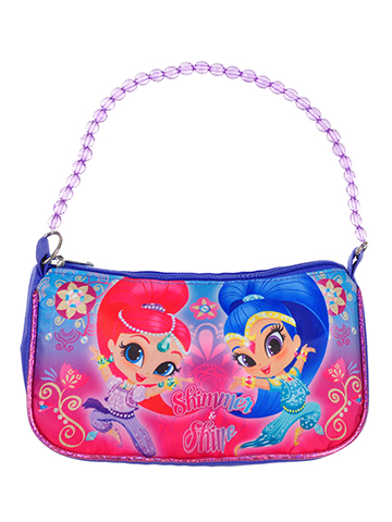 Shimmer and Shine Shoulder Purse - CookiesKids.com