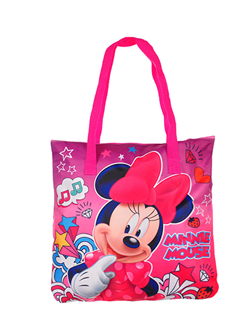 Disney Minnie Mouse Tote Bag - CookiesKids.com
