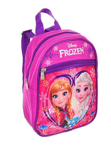 Disney Frozen Mini Backpack featuring Anna & Elsa - CookiesKids.com