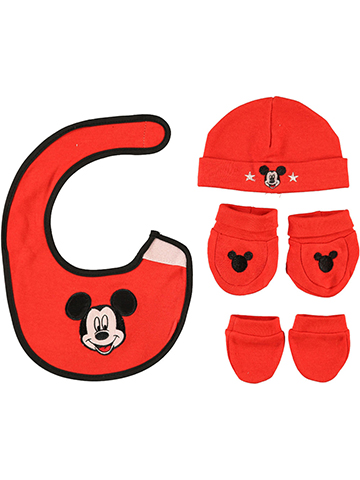 "Mickey Mouse ""The Star"" 4-Piece Accessories Set - CookiesKids.com"