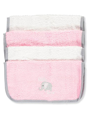 Cribmates 4-Pack Washcloths - CookiesKids.com