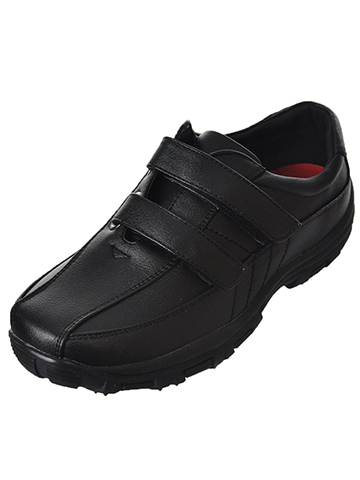 "Goodfellas Boys' ""Garrison"" Dress Shoes (Youth Sizes 5 – 8) - CookiesKids.com"