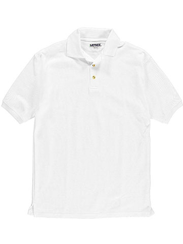Kaynee S/S Pique Polo (Adult Sizes S - XXL) - CookiesKids.com