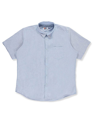 Rifle/Kaynee Unisex S/S Nexpander Button-Down Shirt (Adult Sizes S – 3XL) - CookiesKids.com
