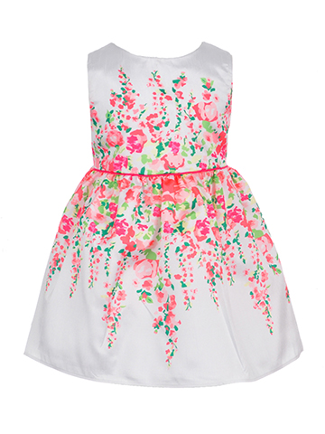 Pretty as a Picture Girls' Dress - CookiesKids.com