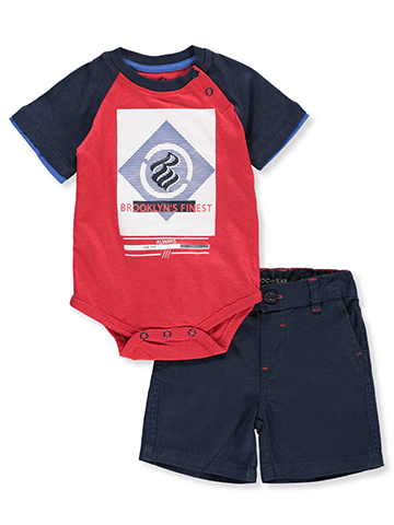 Rocawear Baby Boys' 2-Piece Outfit - CookiesKids.com