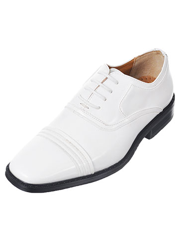 "Stacy Adams Boys' ""Bingham"" Dress Shoes (Youth Sizes 13 – 7) - CookiesKids.com"