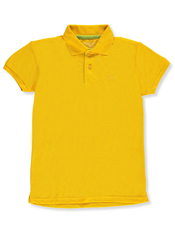 Seven Souls Big Boys' Pique Polo (Sizes 8 – 20) - CookiesKids.com