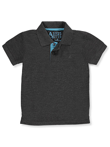 Aquasurf Little Boys' Pique Polo (Sizes 4 – 7) - CookiesKids.com