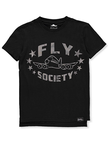 Fly Society Boys' T-Shirt - CookiesKids.com