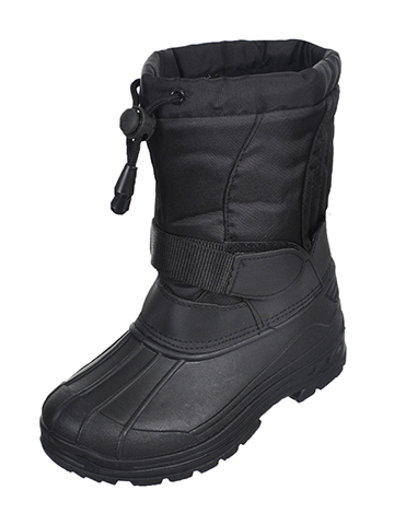 "Skadoo Boys' ""Snow Goer"" Boots (Youth Sizes 13 – 6) - CookiesKids.com"