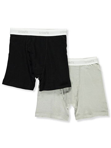 Trimfit Boys' 2-Pack Boxer Briefs - CookiesKids.com
