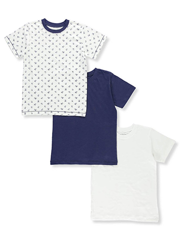 Trimfit Boys' 3-Pack T-Shirts - CookiesKids.com