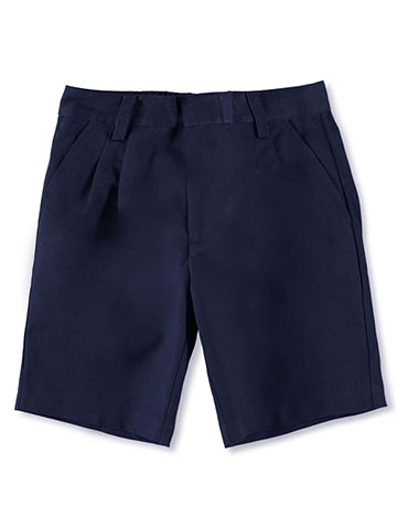 Universal Little Unisex' Basic Pleated Shorts (Sizes 2 - 7) - CookiesKids.com