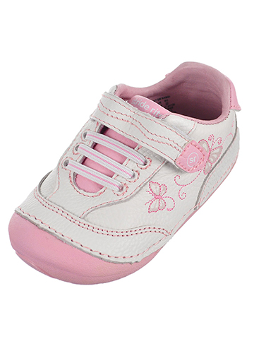 Stride Rite Girls' Sneakers (Sizes 3 – 6) - CookiesKids.com