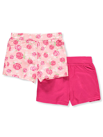 Colette Lilly Baby Girls' 2-Pack Shorts - CookiesKids.com