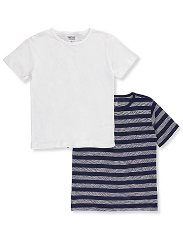 Smith's American Big Boys' 2-Pack T-Shirts (Sizes 8 – 20) - CookiesKids.com