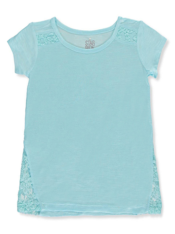 Star Ride Little Girls' Top (Sizes 4 – 6X) - CookiesKids.com