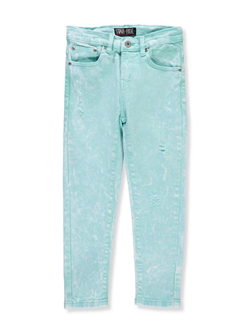 Star Ride Girls' Skinny Jeans (Sizes 2T – 16) - CookiesKids.com
