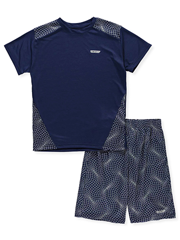 Hind Boys' 2-Piece Performance Short Set Outfit - CookiesKids.com
