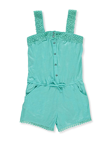 Star Ride Girls' Romper - CookiesKids.com