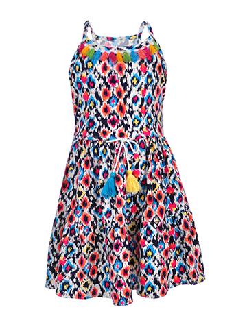 Star Ride Girls' Dress - CookiesKids.com