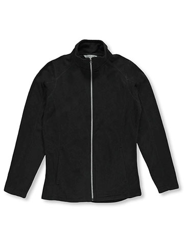 "Port Authority Big Girls' Junior ""Stitch-Lined Fleece"" Jacket - CookiesKids.com"