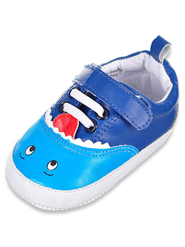 Tendertoes Baby Boys' Sneaker Booties - CookiesKids.com