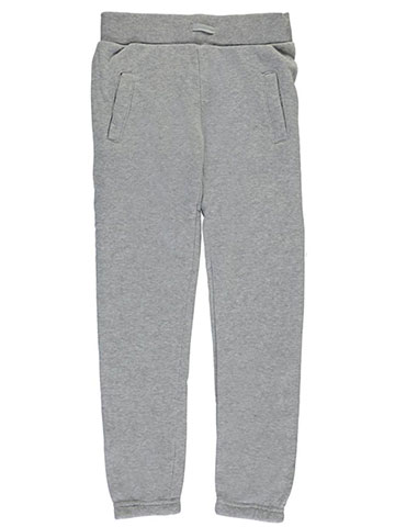 "Joyce Concept Big Girls' ""Lounging"" Joggers (Sizes 7 – 16) - CookiesKids.com"