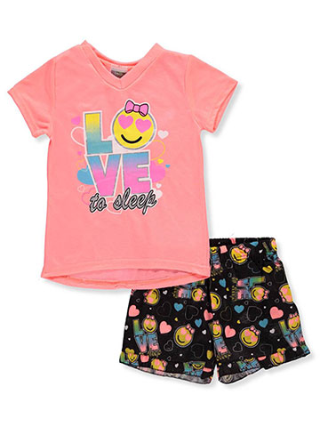 Angel Face Girls' 2-Piece Pajamas - CookiesKids.com
