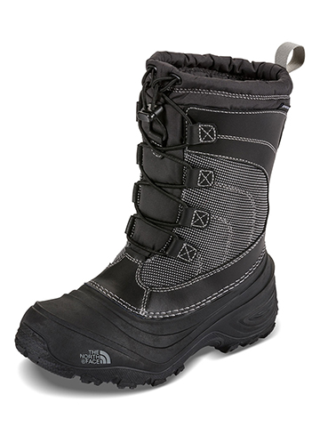 The North Face Boys' Alpenglow IV Winter Boot (Youth Sizes 13 – 7) - CookiesKids.com