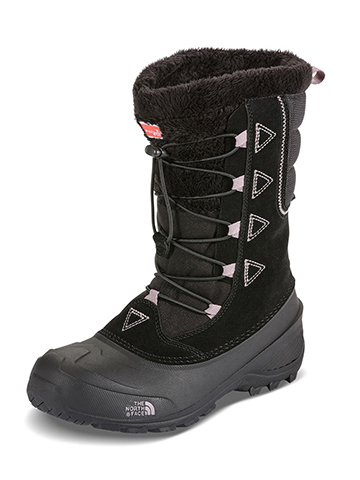 The North Face Girls' Shellista Lace II Boots (Toddler Sizes 10 – 12) - CookiesKids.com