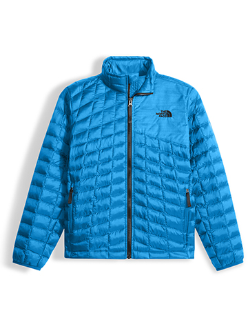 The North Face Big Boys' Thermoball Full Zip Jacket (Sizes S – XL) - CookiesKids.com