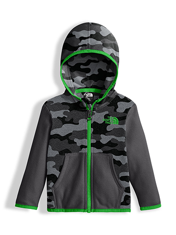 The North Face Baby Boys' Glacier Hoodie - CookiesKids.com