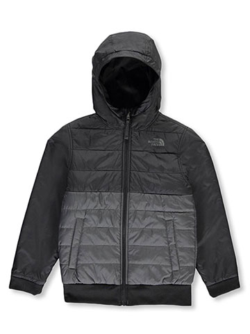 The North Face Little Boys' Reversible Quilted Surgent Hoodie (Sizes 4 – 7) - CookiesKids.com