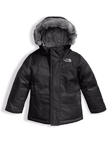 The North Face Little Girls' Greenland Down Jacket (Sizes 4 – 6X) - CookiesKids.com