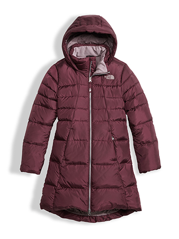 The North Face Big Girls' Elisa Down Parka (Sizes 7 – 18) - CookiesKids.com