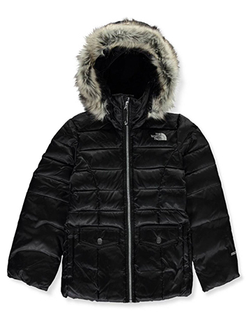 The North Face Little Girls' Gotham 2.0 Down Jacket (Sizes 4 – 6X) - CookiesKids.com
