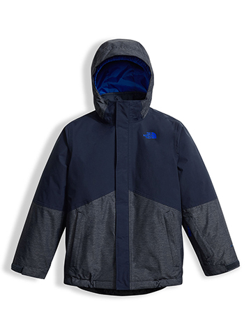 The North Face Big Boys' Boundary Triclimate Jacket (Sizes 7 – 20) - CookiesKids.com