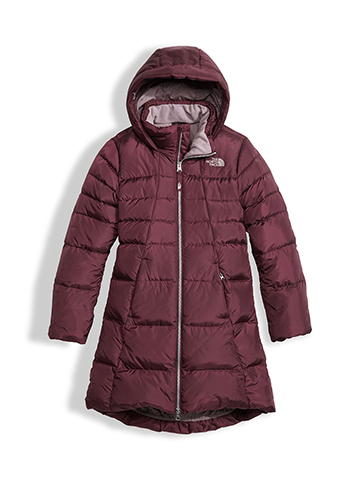 The North Face Youth Girls' Elisa Down Parka (Sizes 5XXS – 6XS) - CookiesKids.com