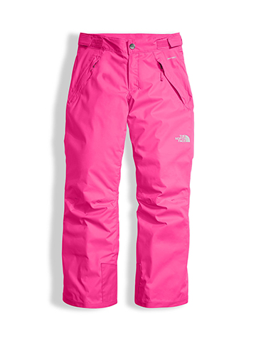 The North Face Youth Girls' Freedom Insulated Pant (Sizes S – XL) - CookiesKids.com