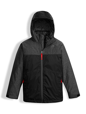 The North Face Big Boys' Chimborazo Triclimate Jacket (Sizes 7 – 20) - CookiesKids.com