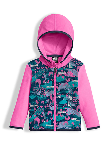 The North Face Baby Girls' Glacier Hoodie - CookiesKids.com