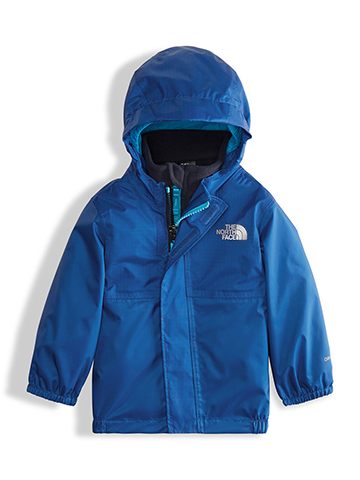 362447b95 The North Face Baby Boys' Stormy Rain Triclimate - CookiesKids.com